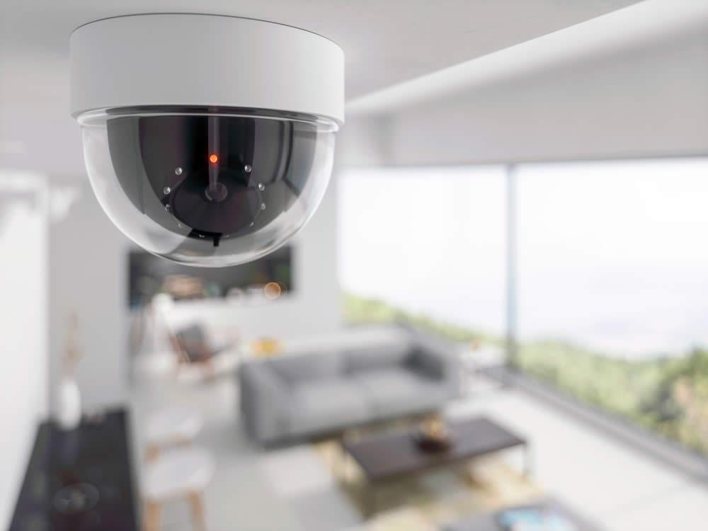 security cameras - indoor and outdoor