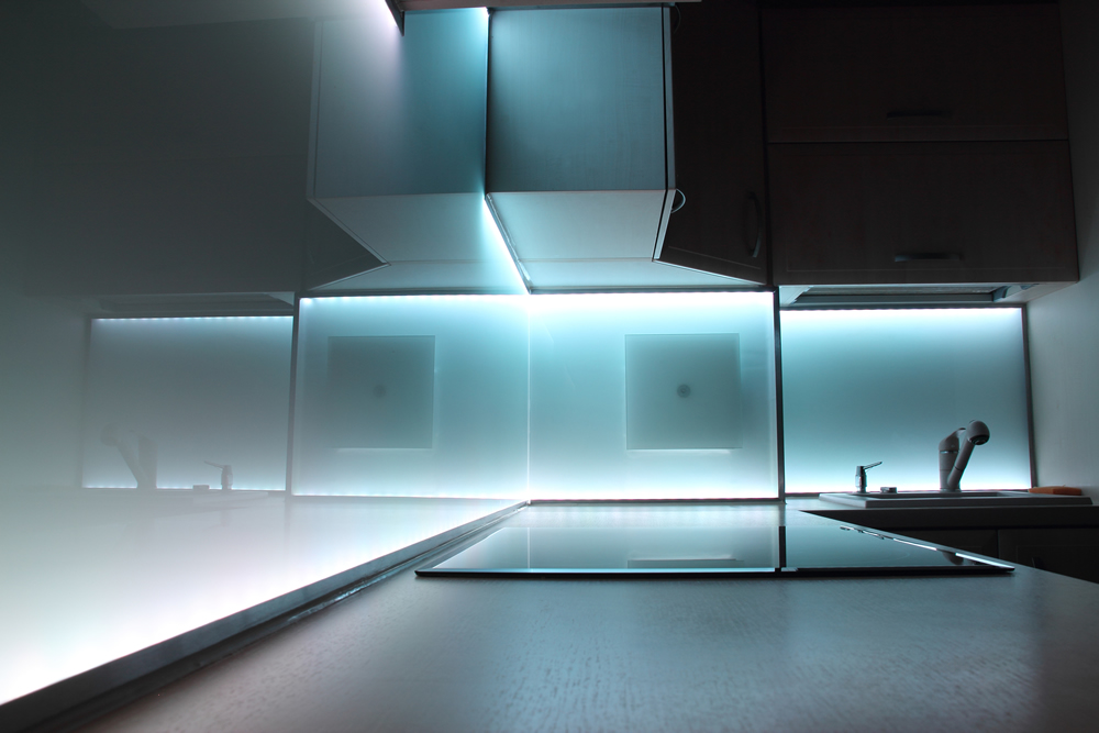 under cabinet lighting - services in Victoria BC