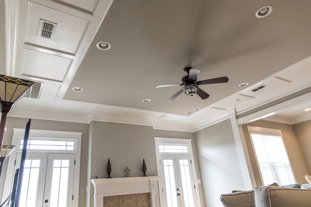 ceiling fan installation in Victoria BC